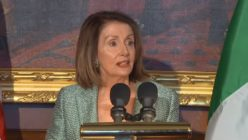 Trump accuses Pelosi of 'nervous fit' after she explodes on reporter at press conference